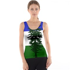 Flag Of Cascadia Tank Top
