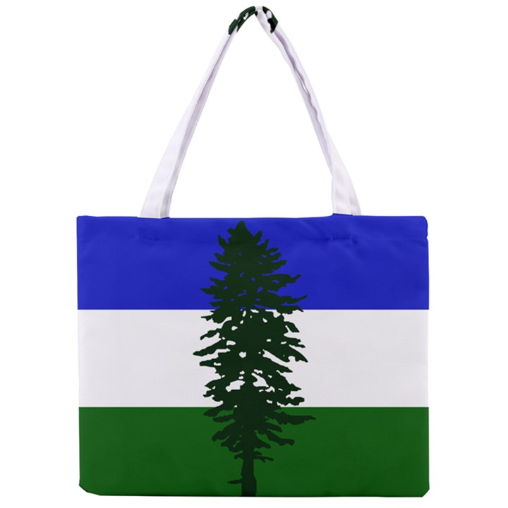 Flag of Cascadia Mini Tote Bag