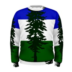 Flag Of Cascadia Men s Sweatshirt by abbeyz71
