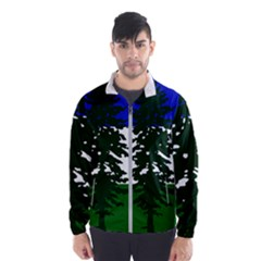 Flag Of Cascadia Wind Breaker (men) by abbeyz71