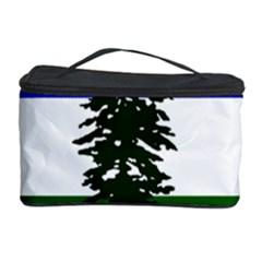 Flag Of Cascadia Cosmetic Storage Case by abbeyz71