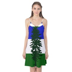 Flag Of Cascadia Camis Nightgown by abbeyz71