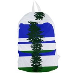 Flag Of Cascadia Foldable Lightweight Backpack by abbeyz71