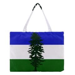 Flag 0f Cascadia Medium Tote Bag