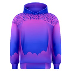 Abstract Bright Color Men s Overhead Hoodie
