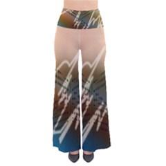 Pop Art Edit Artistic Wallpaper Pants