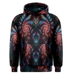 Abstract Background Texture Pattern Men s Pullover Hoodie