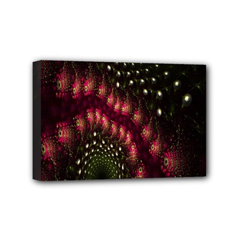 Background Texture Pattern Mini Canvas 6  X 4