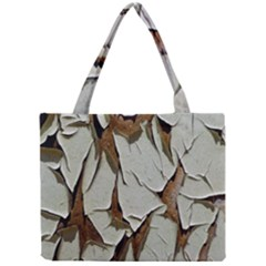 Dry Nature Pattern Background Mini Tote Bag