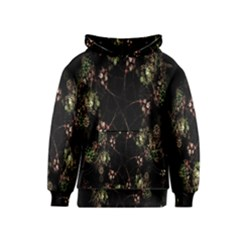 Fractal Art Digital Art Kids  Pullover Hoodie