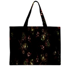 Fractal Art Digital Art Zipper Mini Tote Bag