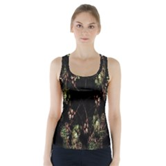 Fractal Art Digital Art Racer Back Sports Top