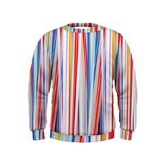 Background Decorate Colors Kids  Sweatshirt