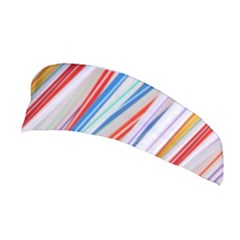 Background Decorate Colors Stretchable Headband