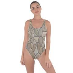 Tile Steinplatte Texture Bring Sexy Back Swimsuit