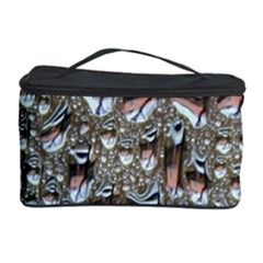 Droplets Pane Drops Of Water Cosmetic Storage Case