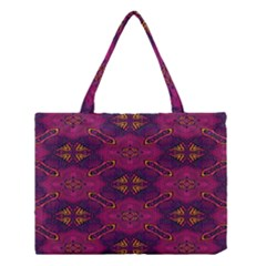 Pattern Decoration Art Abstract Medium Tote Bag by Nexatart