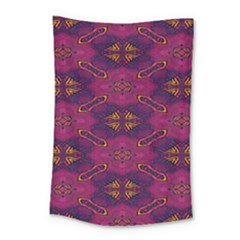 Pattern Decoration Art Abstract Small Tapestry