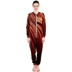 Abstract Fractal Digital Art Onepiece Jumpsuit (ladies)