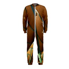 Airport Pattern Shape Abstract Onepiece Jumpsuit (kids)