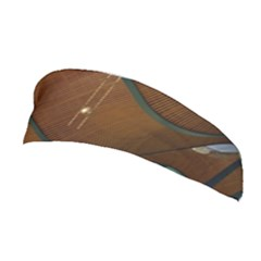 Airport Pattern Shape Abstract Stretchable Headband