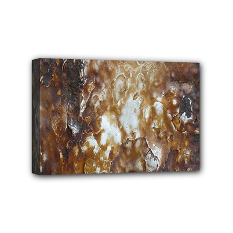 Rusty Texture Pattern Daniel Mini Canvas 6  X 4