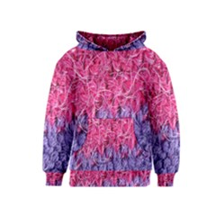 Wool Knitting Stitches Thread Yarn Kids  Pullover Hoodie
