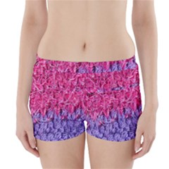 Wool Knitting Stitches Thread Yarn Boyleg Bikini Wrap Bottoms