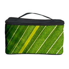Leaf Plant Nature Pattern Cosmetic Storage Case
