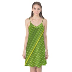 Leaf Plant Nature Pattern Camis Nightgown