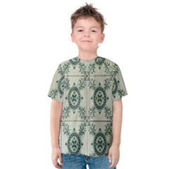 Jugendstil Kids  Cotton Tee