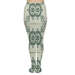 Jugendstil Women s Tights