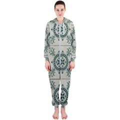 Jugendstil Hooded Jumpsuit (ladies)