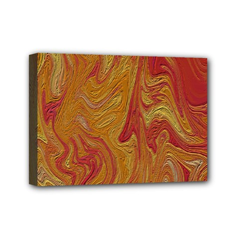 Texture Pattern Abstract Art Mini Canvas 7  X 5