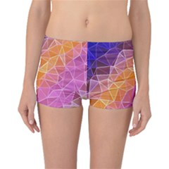 Crystalized Rainbow Boyleg Bikini Bottoms by 8fugoso