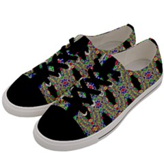 Twinkle Star Men s Low Top Canvas Sneakers by MRTACPANS