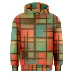 Background Abstract Colorful Men s Overhead Hoodie