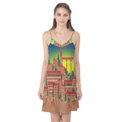 Mountain Village Mountain Village Camis Nightgown
