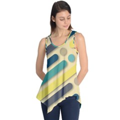 Background Vintage Desktop Color Sleeveless Tunic