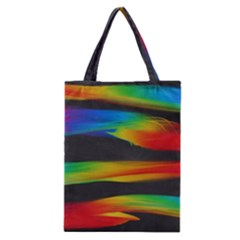 Colorful Background Classic Tote Bag