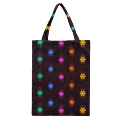 Lanterns Background Lamps Light Classic Tote Bag