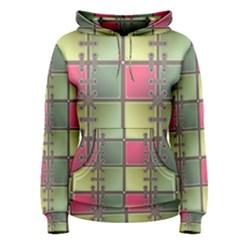 Seamless Pattern Seamless Design Women s Pullover Hoodie