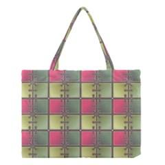 Seamless Pattern Seamless Design Medium Tote Bag