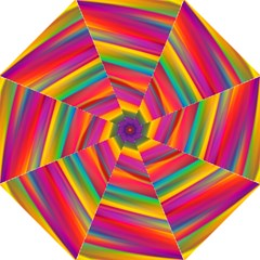 Colorful Background Golf Umbrellas