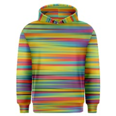 Colorful Background Men s Overhead Hoodie