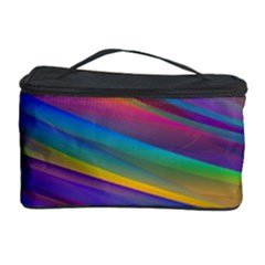 Colorful Background Cosmetic Storage Case
