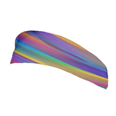 Colorful Background Stretchable Headband