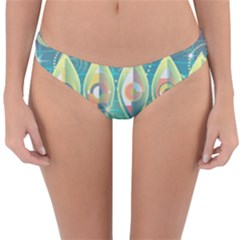 Background Landscape Surreal Reversible Hipster Bikini Bottoms