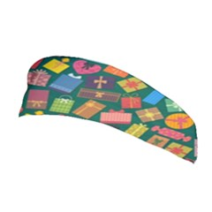 Presents Gifts Background Colorful Stretchable Headband