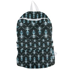 Seamless Pattern Background Foldable Lightweight Backpack